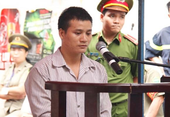 Bị cáo Trần Hoài Sơn