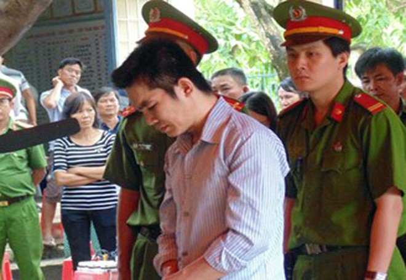 Bị cáo Nguyễn Văn Hoàng