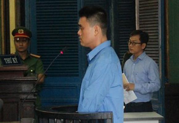 Bị cáo Phạm Xuân Linh