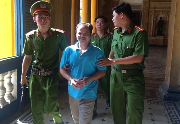 Bị cáo Võ Văn Minh