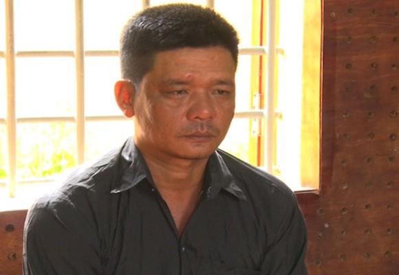 Đối tượng Trương Văn Tấn