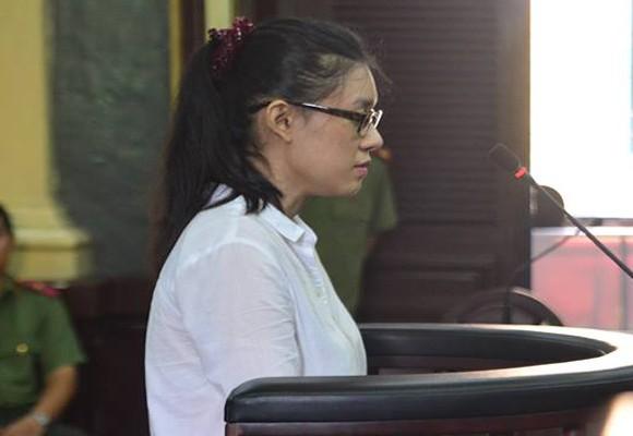 Bị cáo Nguyễn Đức Thùy Dung