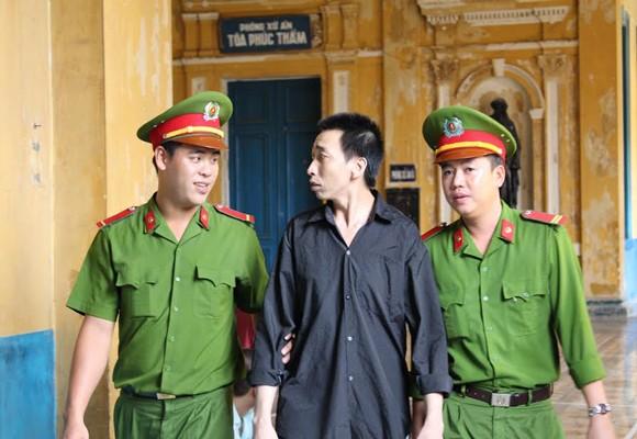 Bị cáo Dương Chí Cường