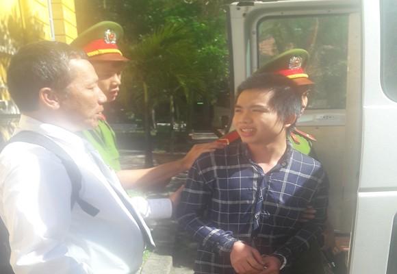 Đặng Thanh Tuấn tại phiên tòa phúc thẩm