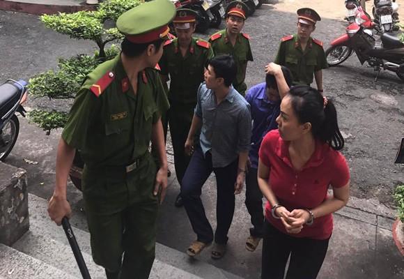 Trần Thanh Ly và các đồng phạm cùng bị phạt tù