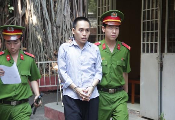 Bị cáo Ngô Quang Hiếu