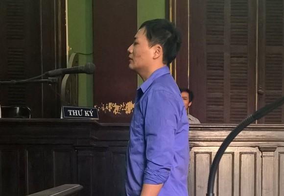 Bị cáo Nguyễn Minh Dương