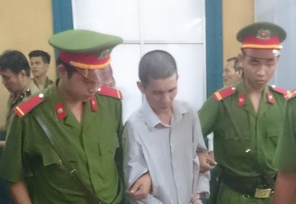 Bị cáo Nguyễn Văn Dũng