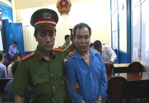 Bị cáo Nguyễn Văn Quyền