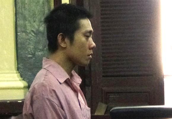 Bị cáo Nguyễn Văn Viện tại tòa