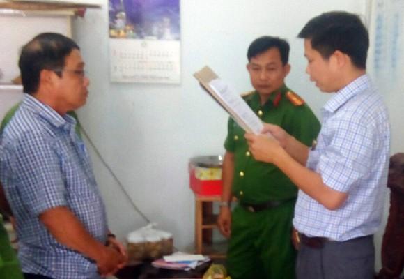 Thực hiện lệnh bắt đối với Phan Văn Hiệp