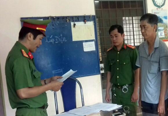 Thực hiện lệnh bắt đối với Võ Văn Sen