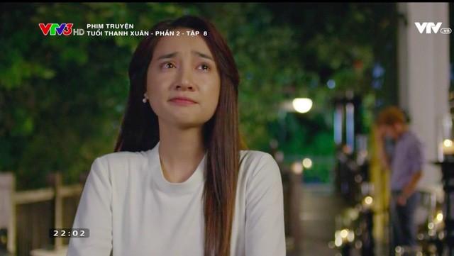 Sau câu nói của Junsu, trái tim Linh như tan nát thành trăm mảnh