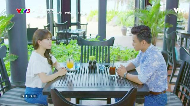 Cuộc nói chuyện giữa Cynthia và Khánh