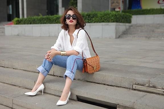 Hoàng Thùy Linh phá cách với tóc ngắn và phong cách tối giản ảnh 1