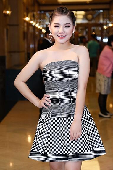 Minh Như trưởng thành hơn sau cuộc thi Nhân tố bí ẩn 2016