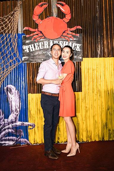 """Ông xã"""" Tăng Thanh Hà luôn ủng hộ vợ trong mọi việc"""