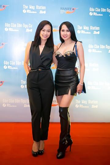 Sao Việt tấp nập chúc mừng Hồng Ánh, Ngọc Thanh Tâm ảnh 9