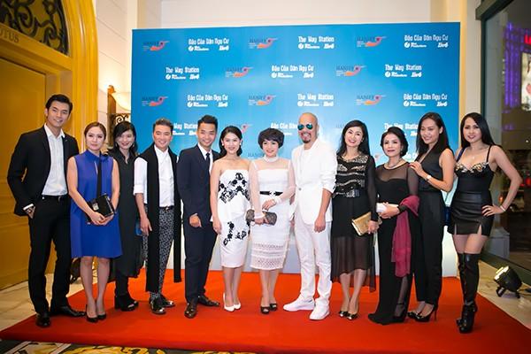 Sao Việt tấp nập chúc mừng Hồng Ánh, Ngọc Thanh Tâm ảnh 19
