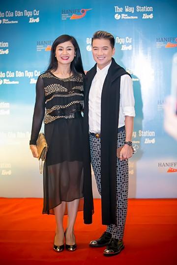 Sao Việt tấp nập chúc mừng Hồng Ánh, Ngọc Thanh Tâm ảnh 14