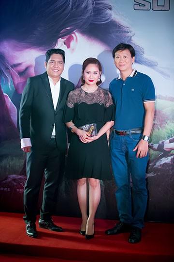 Vợ chồng đạo diễn Đức Thịnh - Thanh Thúy