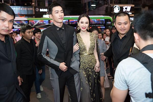 """Angela Phương Trinh nắm chặt tay, thừa nhận Võ Cảnh đúng chuẩn """"soái ca"""" ảnh 6"""