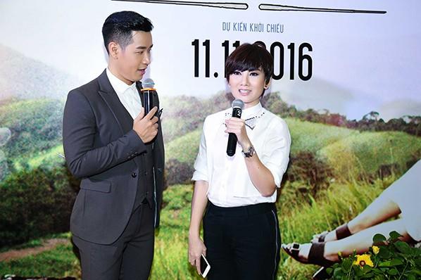 """Angela Phương Trinh nắm chặt tay, thừa nhận Võ Cảnh đúng chuẩn """"soái ca"""" ảnh 12"""