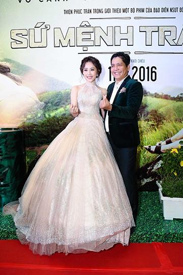 """Angela Phương Trinh nắm chặt tay, thừa nhận Võ Cảnh đúng chuẩn """"soái ca"""" ảnh 15"""