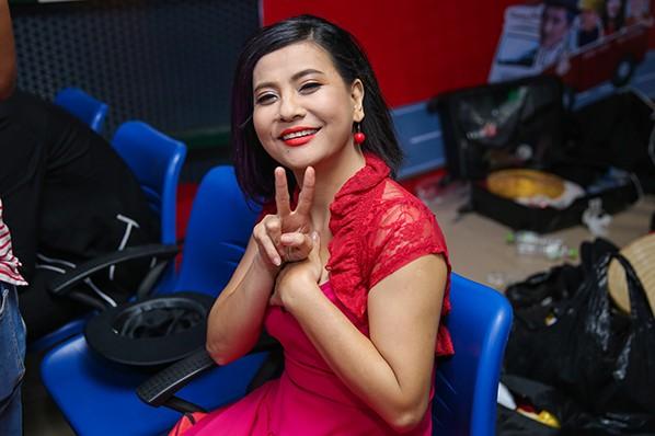 Nghệ sĩ Cát Phượng Trấn Thành, Thu Trang và Trường Giang