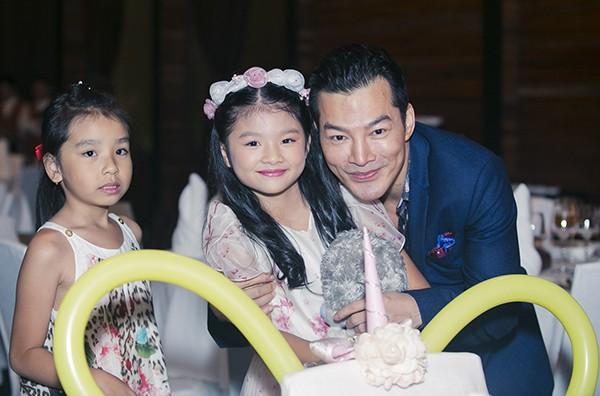 Trương Ngọc Ánh - Trần Bảo Sơn cùng tổ chức sinh nhật cho con gái ảnh 11