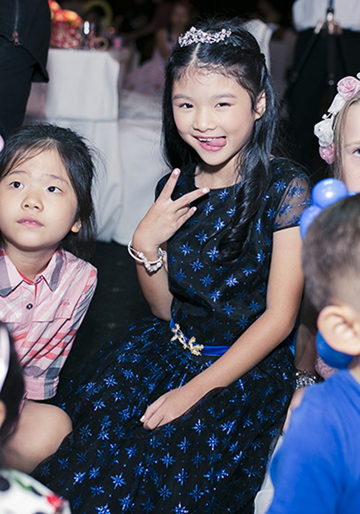 Trương Ngọc Ánh - Trần Bảo Sơn cùng tổ chức sinh nhật cho con gái ảnh 6