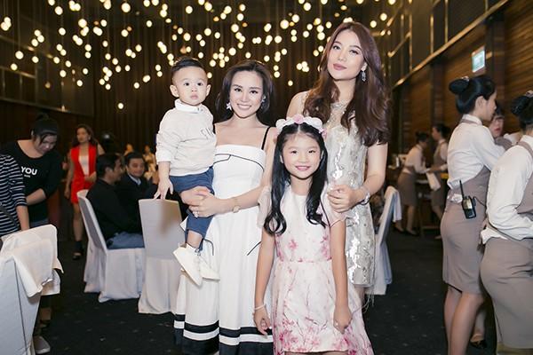 Trương Ngọc Ánh - Trần Bảo Sơn cùng tổ chức sinh nhật cho con gái ảnh 15