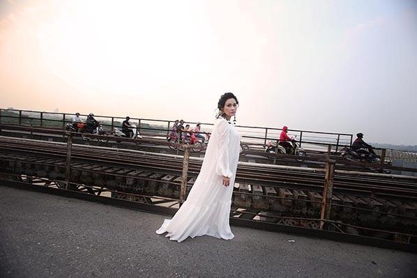 Những hình ảnh mới nhất của diva Thanh Lam trong bộ ảnh kỷ niệm