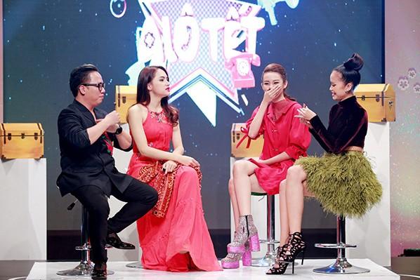Phí Phương Anh đọ dáng bên Quán quân Next Top Ngọc Châu ảnh 10