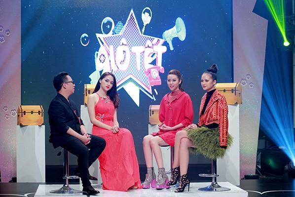 Phí Phương Anh đọ dáng bên Quán quân Next Top Ngọc Châu ảnh 8