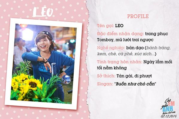 Nhân vật Leo của Khả Như cũng để lại nhiều dấu ấn đẹp