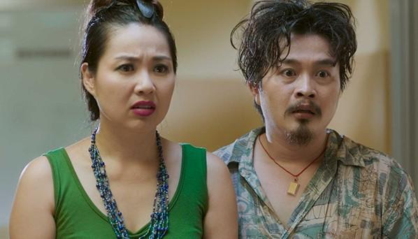 Vợ chồng Lê Khánh - Tuấn Khải