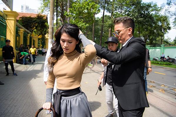 """""""Hiệp sĩ mù"""" Ngọc Thanh Tâm tái xuất vì Đàm Vĩnh Hưng ảnh 5"""