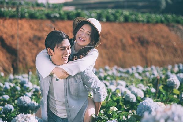 Những hình ảnh lãng mạn, thơ mộng được quay ở Đà Lạt