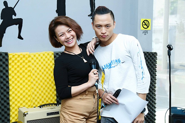 Phạm Toàn Thắng đồng hành cùng Hải Yến trong đêm nhạc