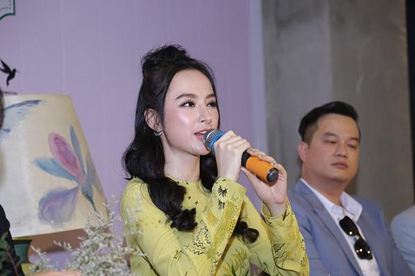 Angela Phương Trinh chính thức trở lại với phim truyền hình sau nhiều năm vắng bóng