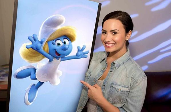 """Nữ ca sĩ Demi Lovato - chủ nhân của bản hit nổi tiếng """"Let it go"""""""