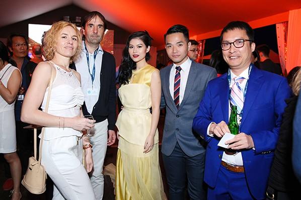 """""""Đêm Việt Nam"""" gây ấn tượng tại Liên hoan phim Cannes 2017 ảnh 6"""