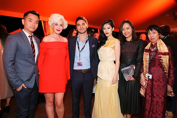 """""""Đêm Việt Nam"""" gây ấn tượng tại Liên hoan phim Cannes 2017 ảnh 9"""
