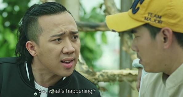 Trấn Thành và Kiều Minh Tuấn tiếp tục mang đến những tiếng cười nhẹ nhàng trong phim