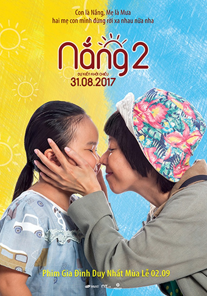 """Poster của phim """"Nắng 2"""""""