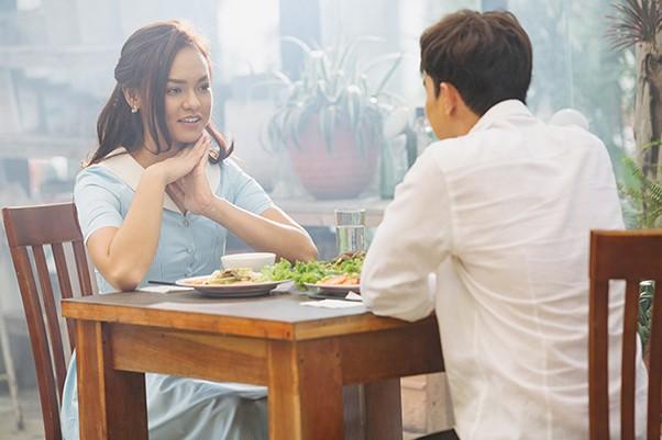 Mai Ngô tham gia diễn xuất trong MV của Quang Hà