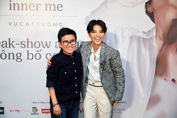 Vũ Cát Tường: Nghệ sĩ đầu tiên tổ chức Sneakshow cho album mới