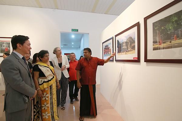 """Sri Lanka trong """"Thiên đường vượt trên những khung ảnh"""""""