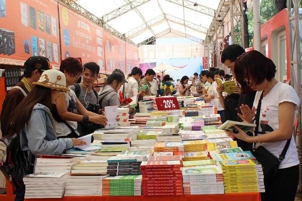 Hà Nội: Tổ chức đại hội sách cũ lần thứ 5